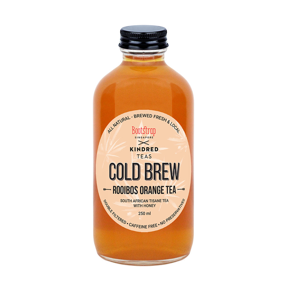 Load image into Gallery viewer, Bootstrap Cold Brew Rooibos Orange Tea