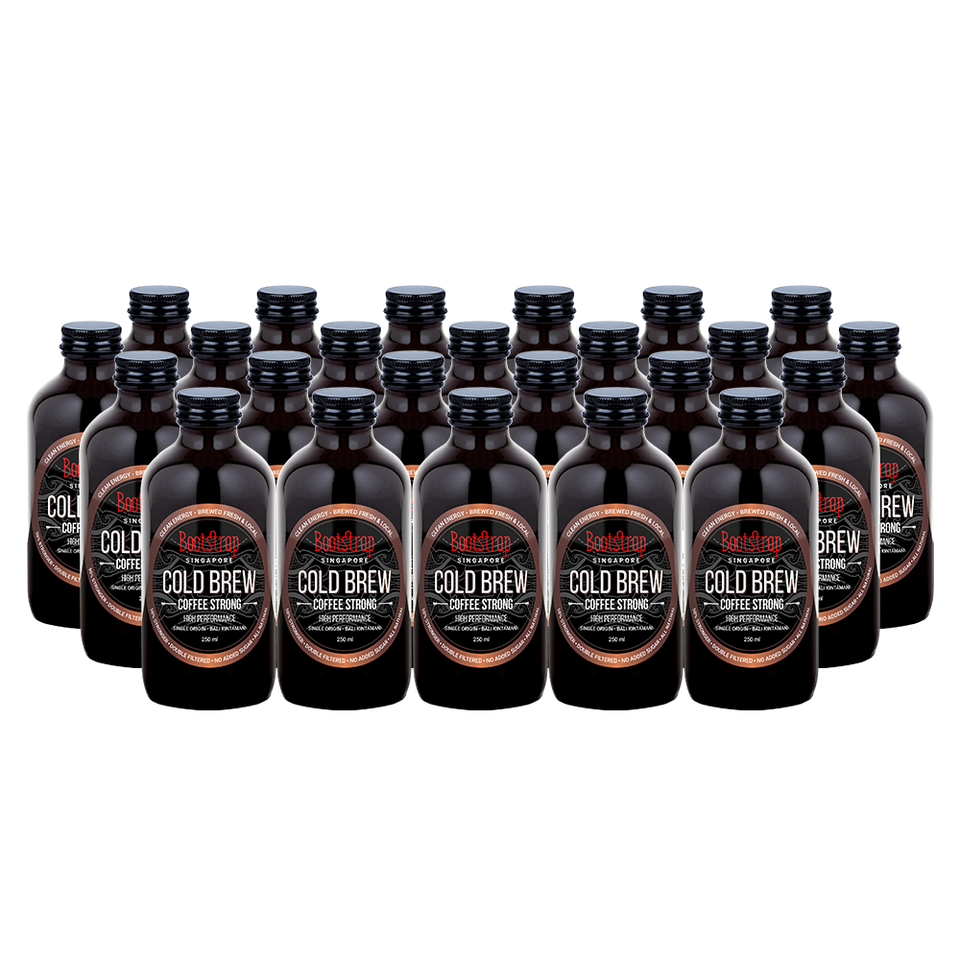 Cold Brew Strong - Subscription