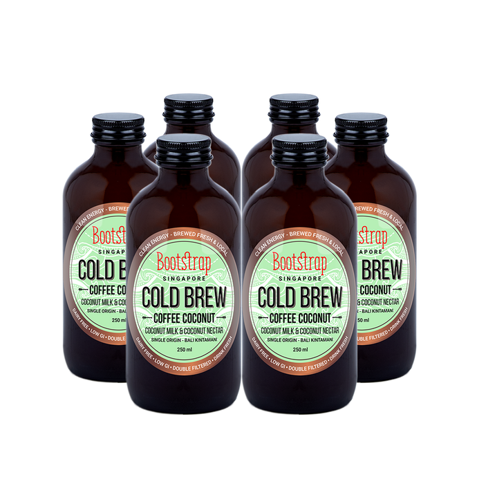 Bootstrap Cold Brew Coconut