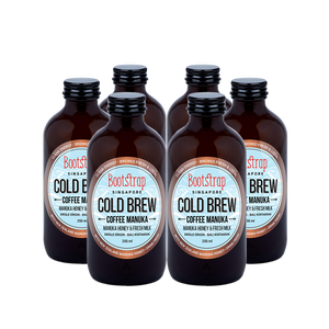 Cold Brew Milk & Manuka Honey - Subscription