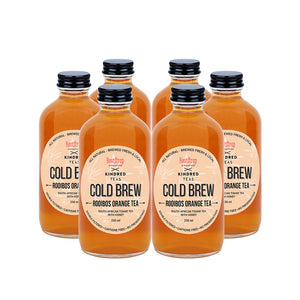 Cold Brew Rooibos Orange Tea - Subscription