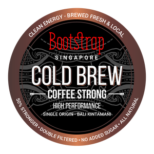 Cold Brew Strong - 2 Litres Subscription