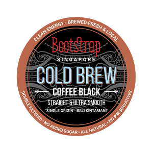 Cold Brew Black - 2 Litres Subscription