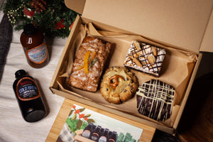 Plain Wheat Bakery Dessert Box