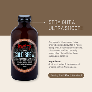 Load image into Gallery viewer, Cold Brew Black - Subscription