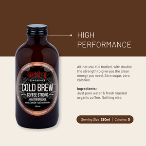 Bootstrap Cold Brew Strong