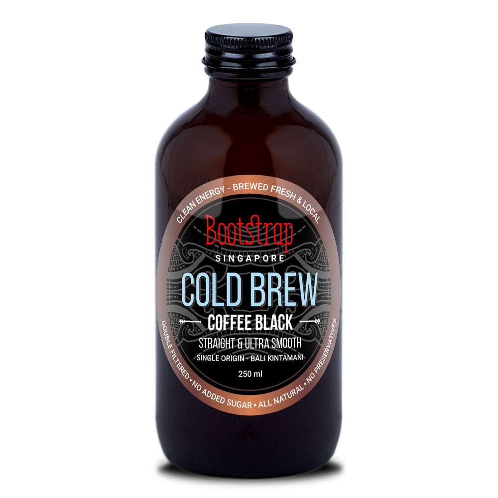 Load image into Gallery viewer, Bootstrap Cold Brew Black