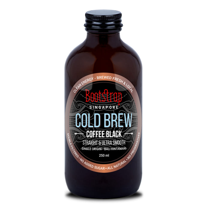 Bootstrap Cold Brew Black
