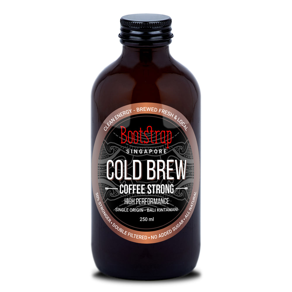 Load image into Gallery viewer, Strong Cold Brew Coffee