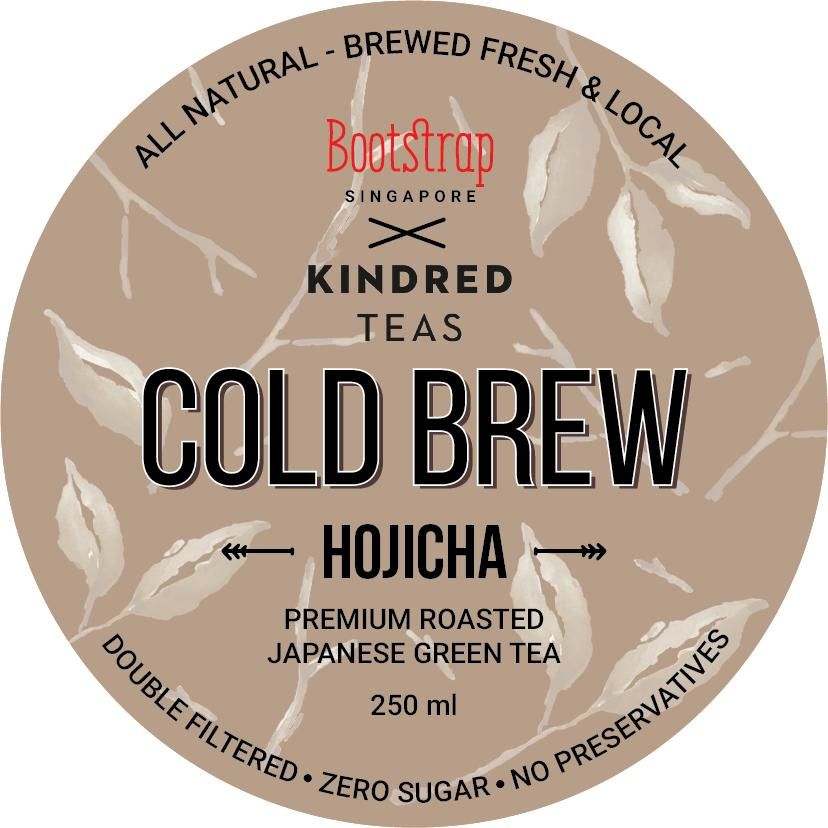Cold Brew Hojicha Tea - 2 Litres Subscription