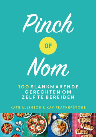 Kate Allinson - Pinch of Nom