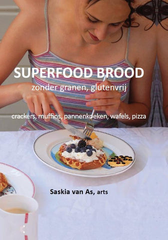 Saskia van As - Superfood brood