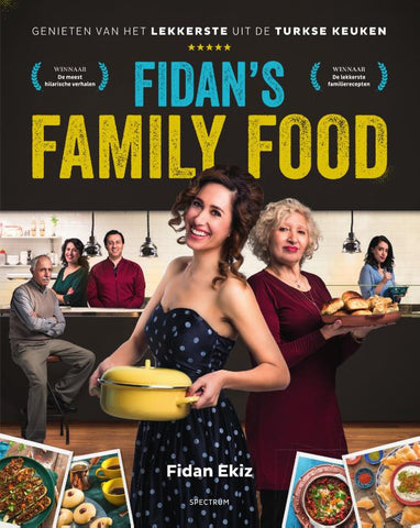 Fidan Ekiz - Fidan's Family Food