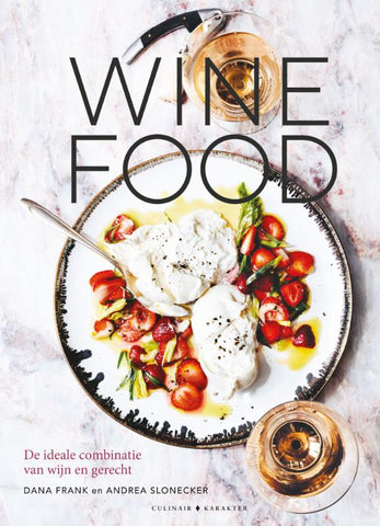 Dana Frank - Wine Food