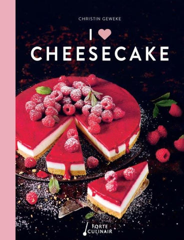 Christin Geweke - I love cheesecake