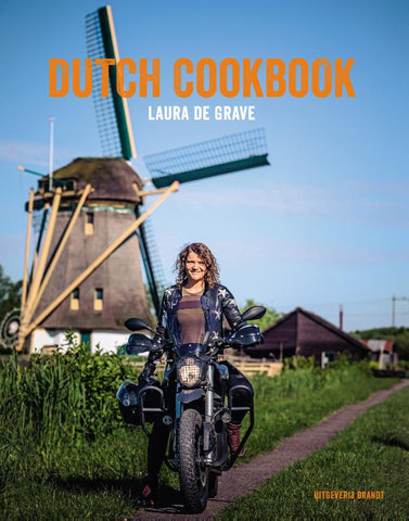 Laura de Grave - Dutch Cookbook