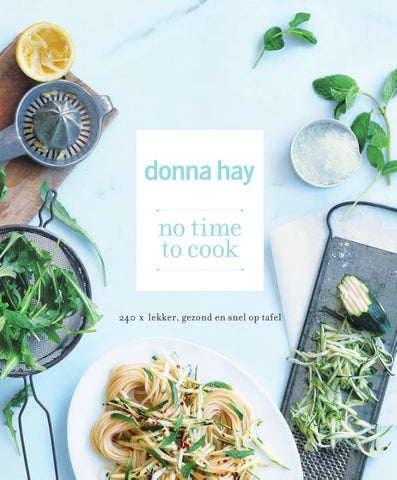 Donna Hay - No time to cook