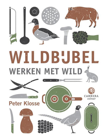 Peter Klosse - Wildbijbel