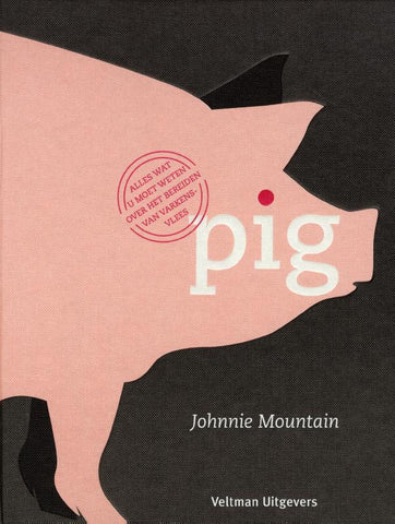 Johnnie Mountain - Pig **Uitverkocht**