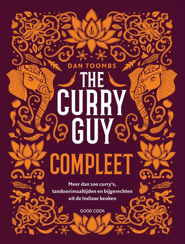 Dan Toombs - The Curry Guy Compleet