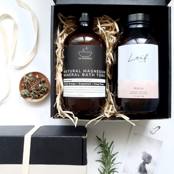 Sip and Soak Gift Box Bump Edition