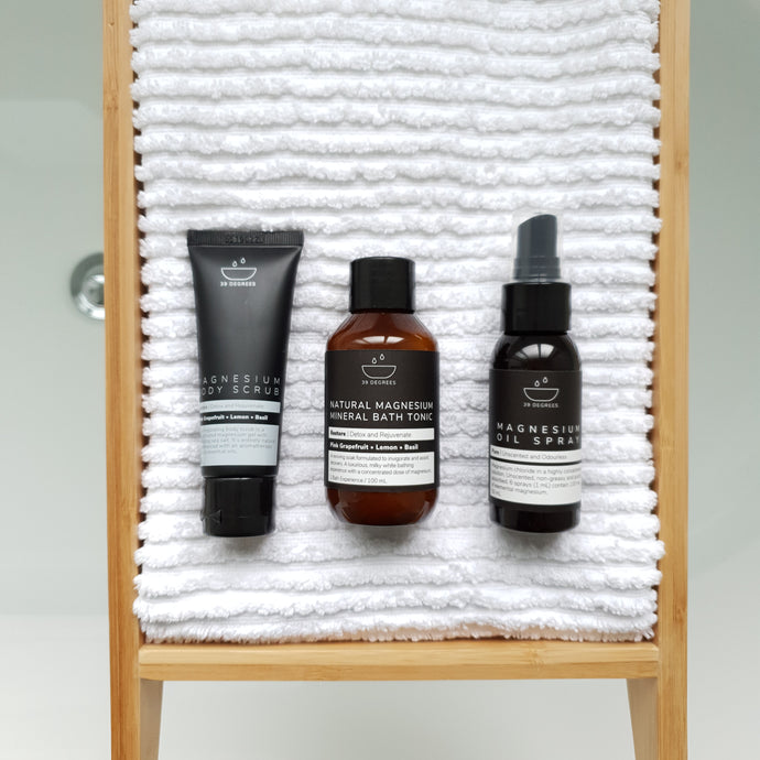 Tonic, Scrub & Spray Ultimate Retreat Gift Set