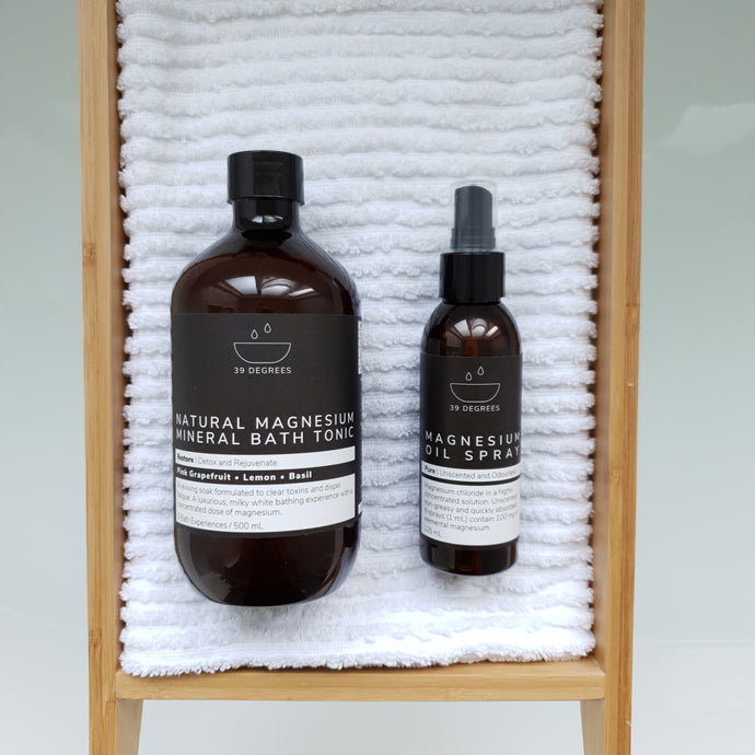 Large Tonic & Spray Deep Treatment Gift Set