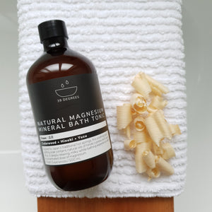 500mL ONSEN Natural Magnesium Mineral Bath Tonic