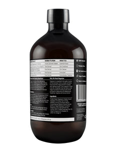 500ml EASE WORK STRESS Natural Magnesium Mineral Bath Tonic