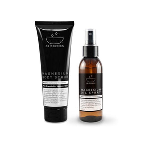 Large Scrub & Spray Spa Recharge Gift Set