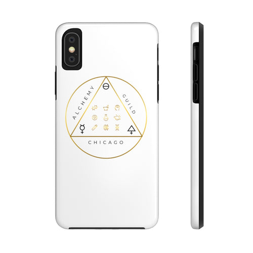 Alchemy Guild Chicago Phone Cases