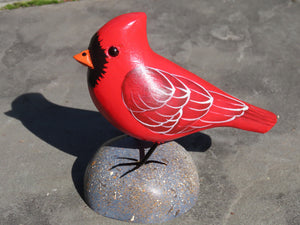 Northern Cardinal Miniature