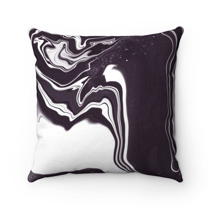 Moody Cloudy - Spun Polyester Square Pillow