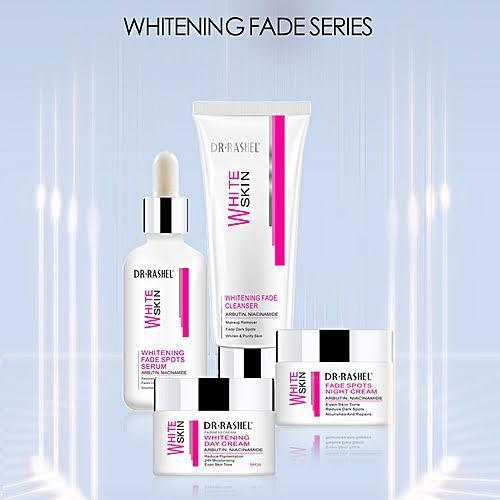 Pack Of 4- Dr Rashel Whitening Fade Series