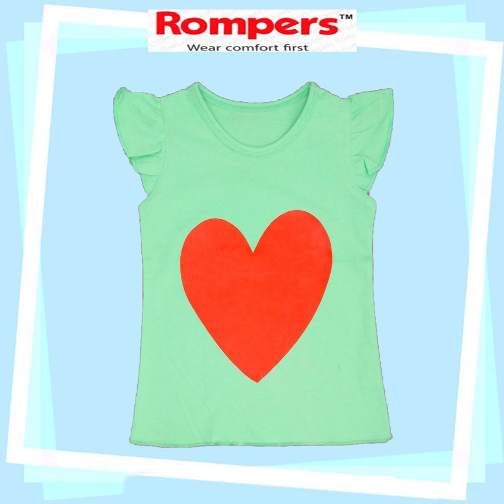 T SHIRTS GIRLS SIZE  2 YEARS TO 10 YEARS Deal 4