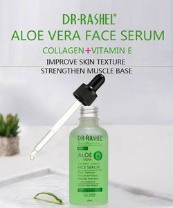 Dr Rashel Aloe Vera Collagen + Vitamin E Face Serum