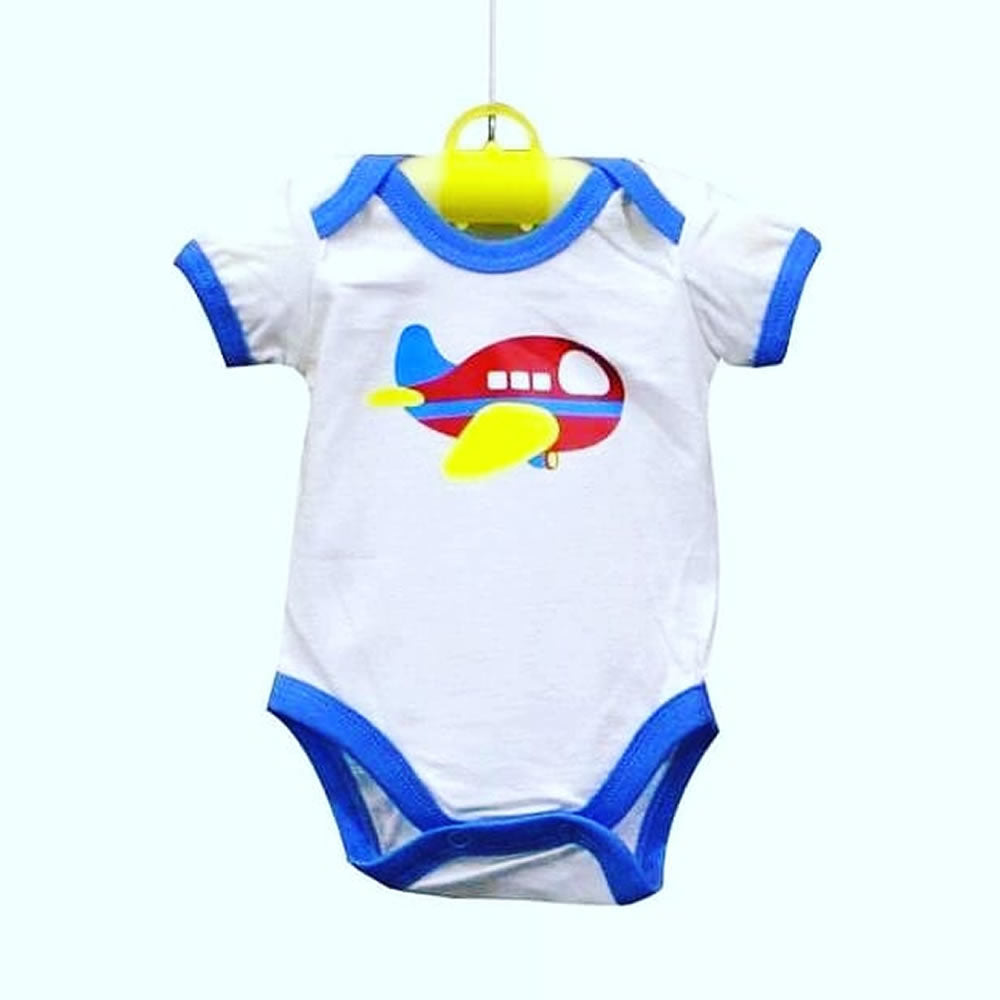 HALF SLEEVES BODY SUIT SIZE NEW BORN TO 3 YEARS Deal 6
