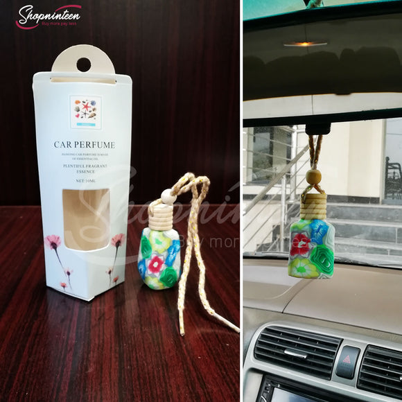 Beautiful Car Hanging Perfumes