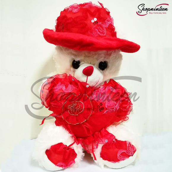 Red Hat Teddy Bear