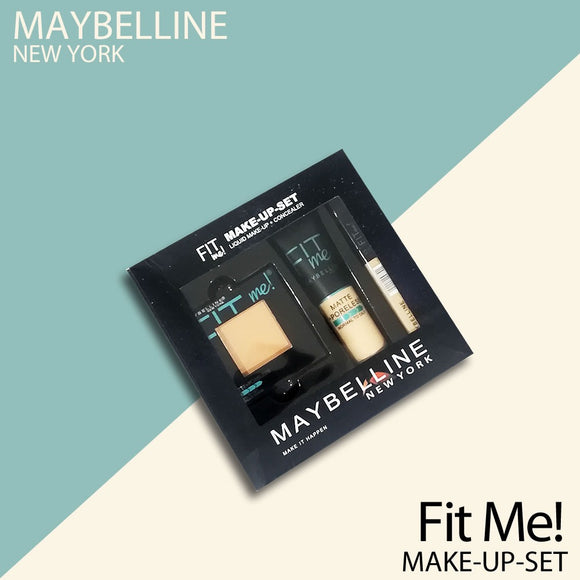Maybelline fit New Deal MBFT-002