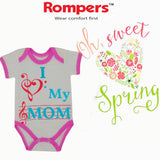 HALF SLEEVES BODY SUIT SIZE NEW BORN TO 3 YEARS