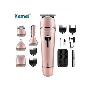10 in 1 Super Grooming Kit Nose & Ear Trimmer