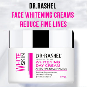 DR.RASHEL Face Whitening Day Creams Reduce Fine Lines