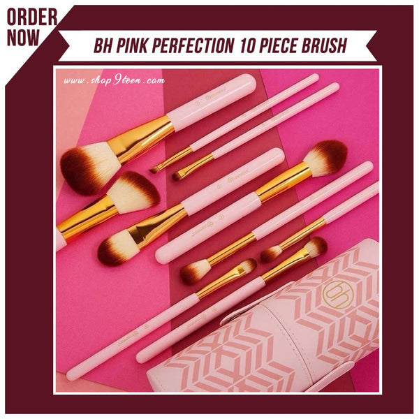 BH Cosmetic Dot Collection Brush Set