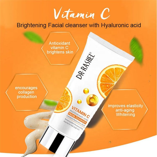 DR Rashel Vitamin C Facial Cleanser