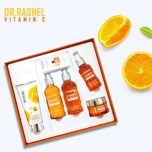 Dr.Rashel Vitamin C Brightening & Anti-Aging Skin Care Series