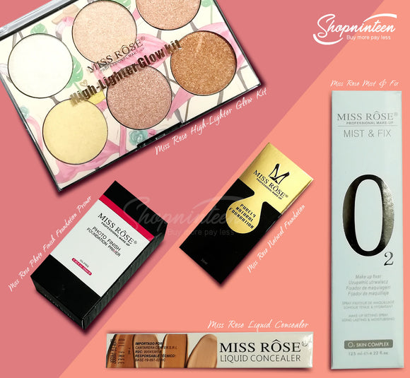 Miss Rose Beauty Deal
