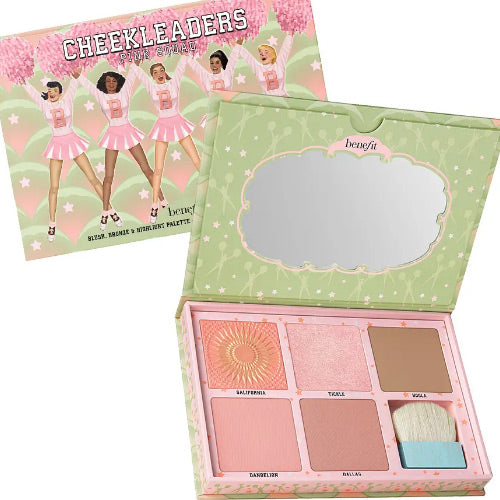 BENEFIT CHEEK LEADER-DESERT DUSK-LAPRO-POREFESSIONAL