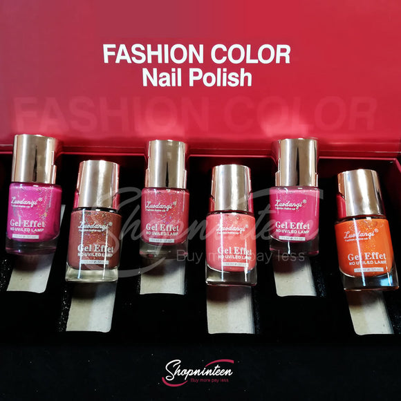 Fashion Color Nali Polish Crystal Powdr