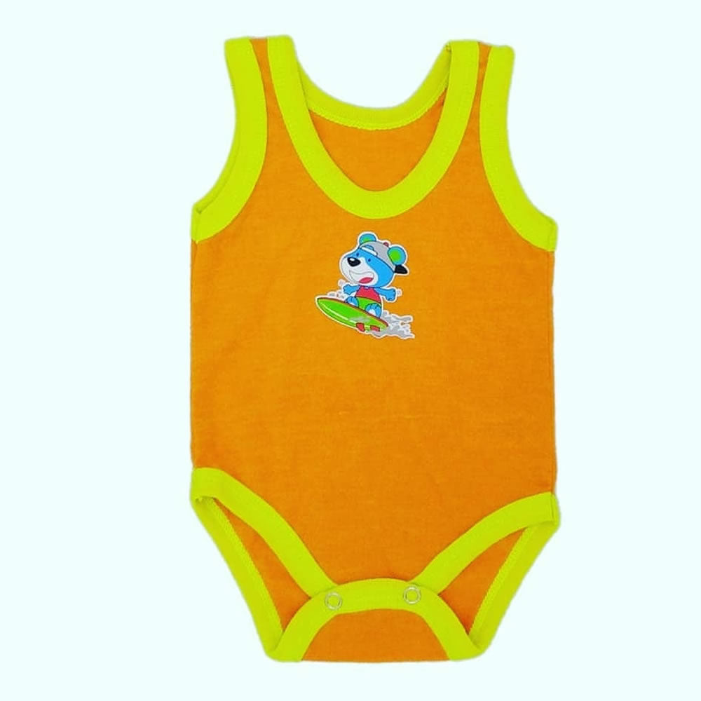 SLEEVES LESS BODY SUIT For NEW BORN TO 3 YEARS 10